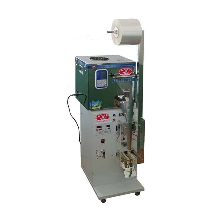 Small Particle Tea Packaging Machine - Hot