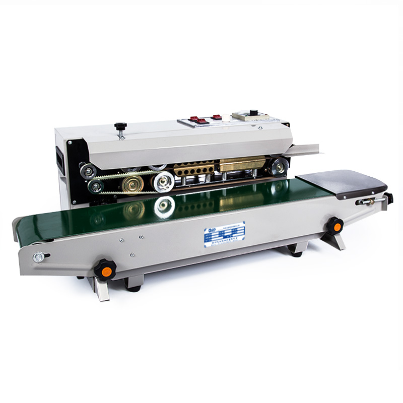 Vertical Band Pouch Sealing Machine - Hot